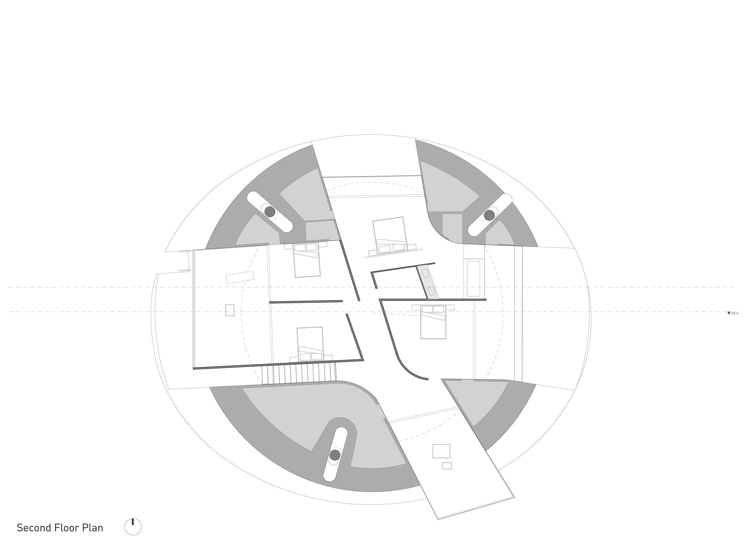 A3.2 Second Floor Plan _ Layout